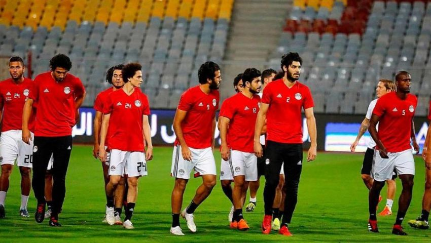 إنفوجراف| تشكيل منتخب مصر أمام نيجيريا.. ظهور علاء وجنش