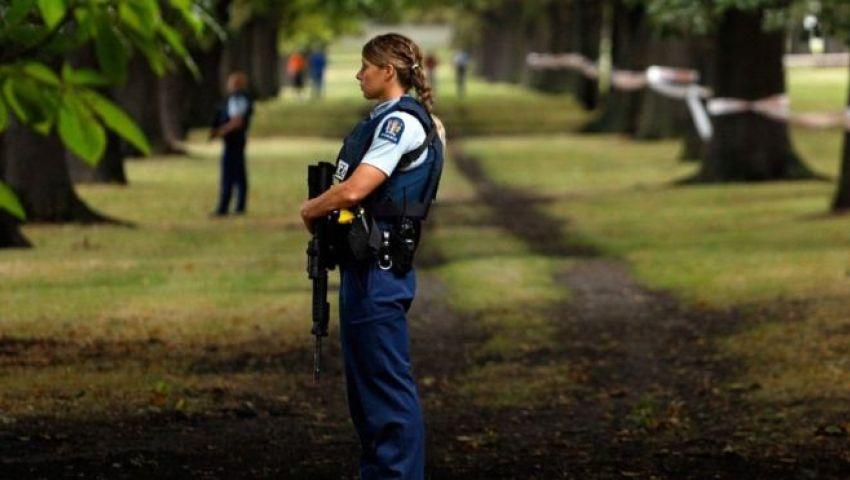 بعد المجزرة.. «عصابة شهيرة» تتعهَّد بحراسة مسجد في نيوزيلندا