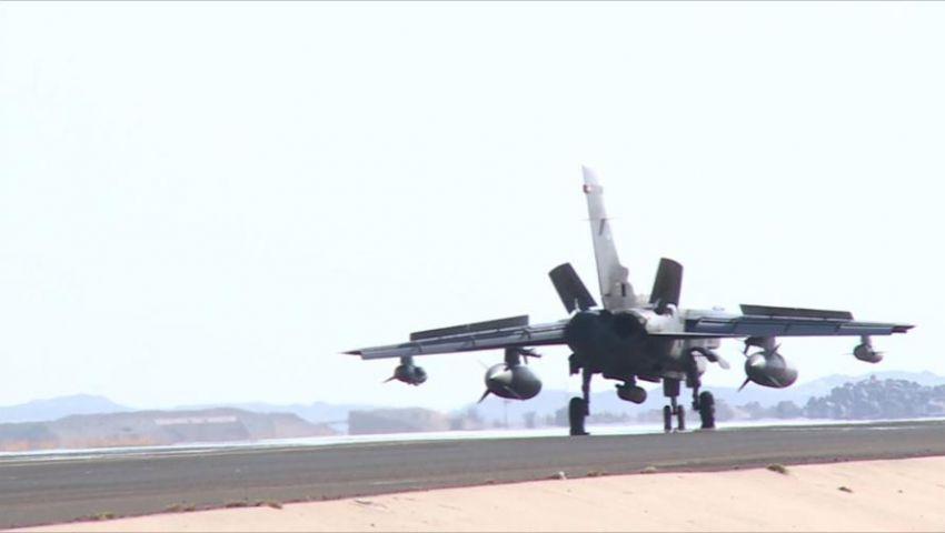 فيديو  الجبال البيضاء.. التحالف العربي يطلق عملية عسكرية جديدة في اليمن