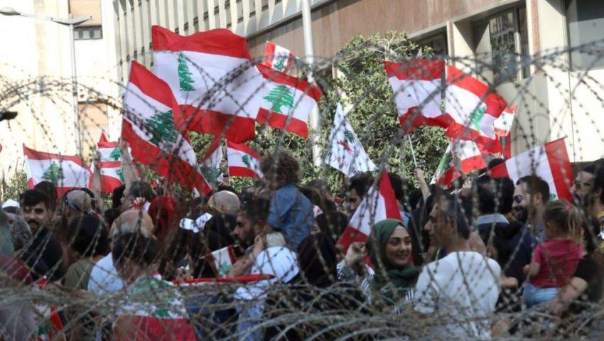 فيديو.. الاحتجاجات في لبنان تكبِّد الاقتصاد خسائر خيالية