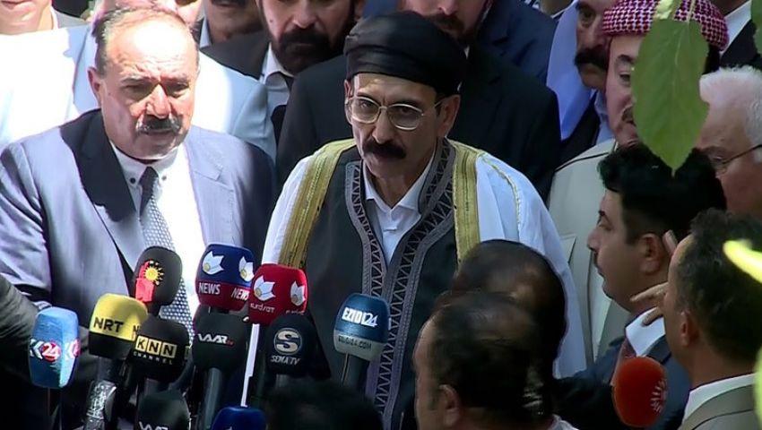 عقب تنصيبه أميرًا جديدًا للإيزيديين في العالم.. من هو حازم تحسين بك؟
