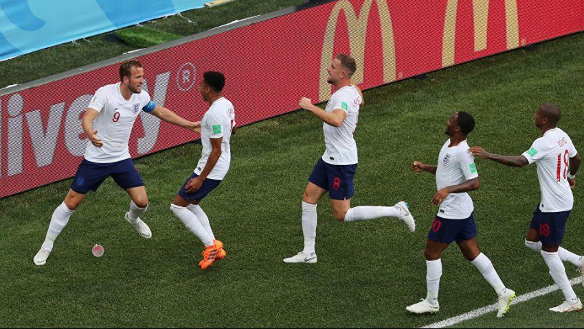 فيديو| إنجلترا تحقق أكبر فوز في مونديال روسيا وتتأهل لدور الـ 16