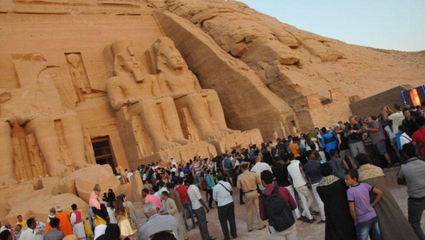 بعد تفجير الكنيستين.. السياحة المصرية تعود للمربع صفر