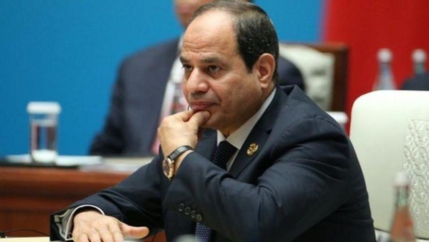 بعد حادث سيناء الإرهابي.. السيسي يجتمع بالمجلس الأعلى للقوات المسلحة «فيديو»