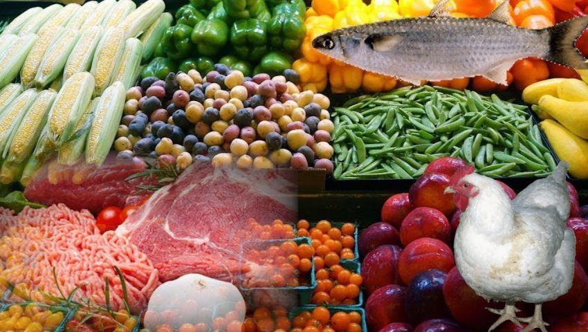 فيديو| اسعار الخضار والفاكهة والأسماك واللحوم اليوم الأحد 10-11-2019