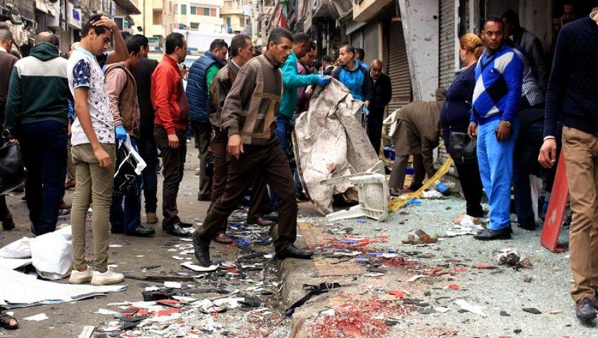 صحة الإسكندرية: خروج 8 من مصابي تفجير المرقسية بعد تماثلهم للشفاء