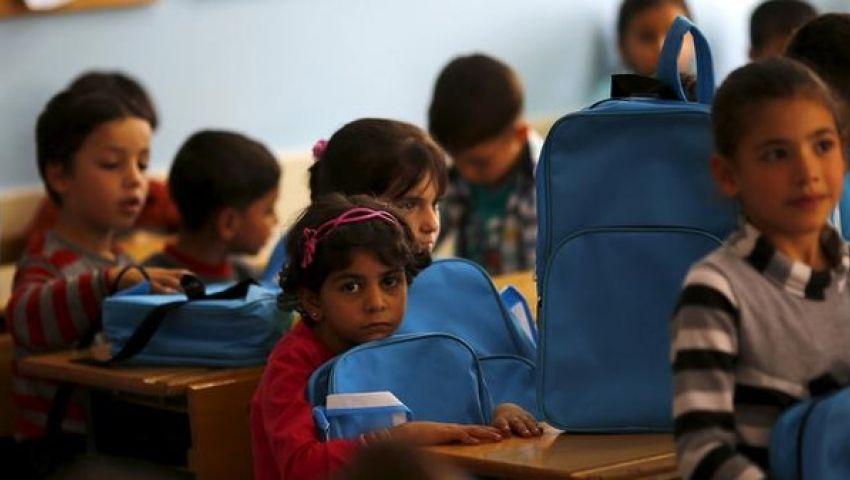 رغم المعارك .. أطفال سوريون يصرون على التعلم