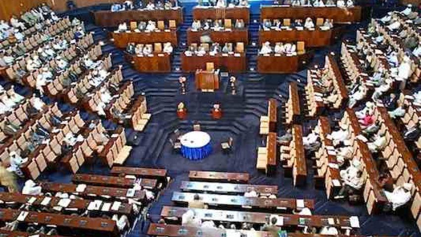 رئيس البرلمان السودانى يشيد بالعلاقات مع السعودية
