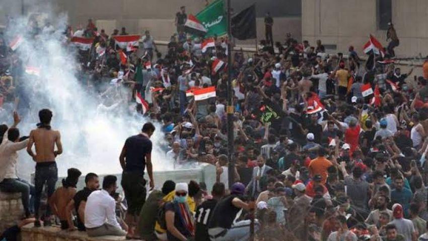 قمع المحتجين العراقيين يُثير غضب الأمم المتحدة