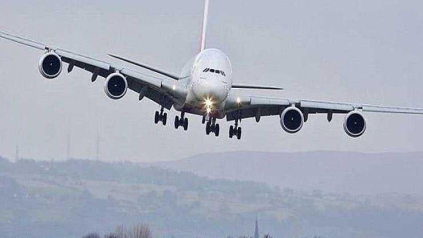 لإنقاذ حياة راكب.. طائرة فرنسية تهبط اضطراريا بمطار القاهرة