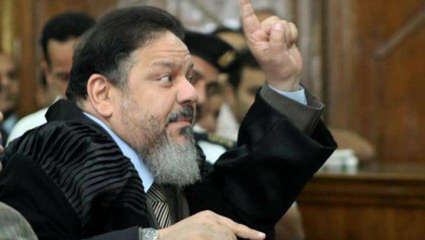 في «إهانة القضاء».. إلغاء حبس منتصر الزيات و4 آخرين وتغريمهم 30 ألف جنيه