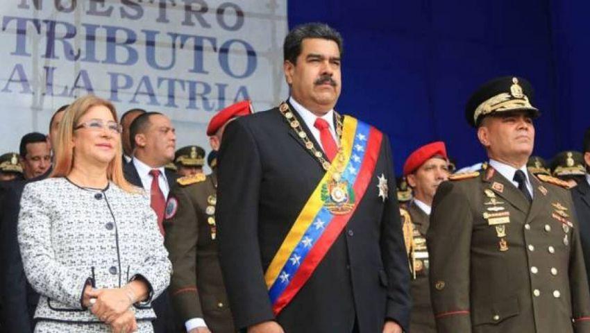 فيديو| 8 تصريحات نارية لرئيس فنزويلا: انتهى الانقلاب وأخاف من ترامب
