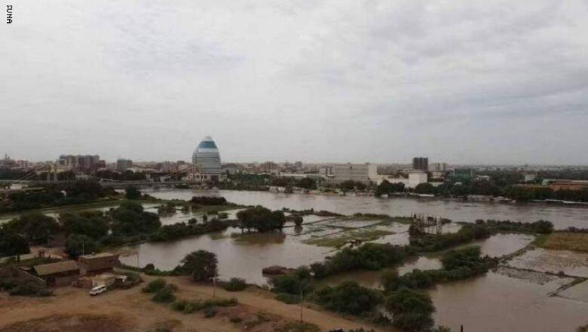 فيديو| فيضان النيل يؤرق أهالي البحيرة.. و«الري» تحسم الجدل