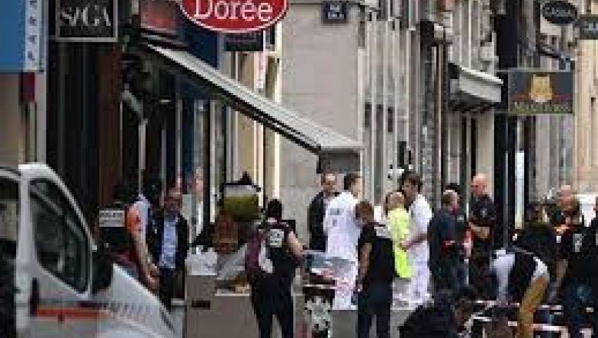 اعتقال 4 أشخاص متهمين بتفجير مدينة ليون الفرنسية