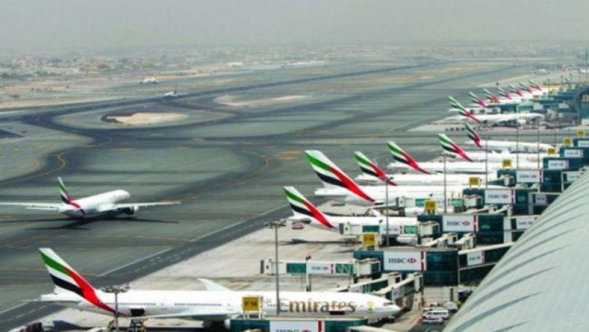 عودة الرحلات لطبيعتها بمطار دبي بعد اشتباه في «طيران مُسيَّر»