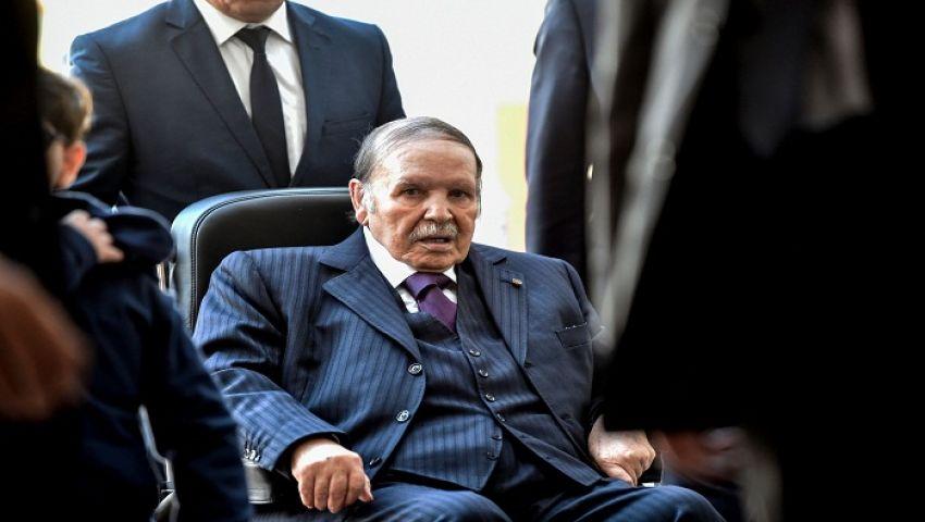 الولاية الخامسة.. الحزب الوطني يُرشّح بوتفليقة لرئاسة الجزائر