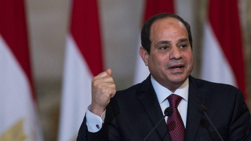 بعد إعلان التطبيع بين السودان وإسرائيل.. السيسي يعلق