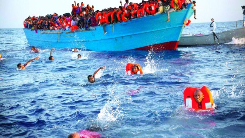 في تقريرها السنوي.. هكذا واجهت «الحكومة» الهجرة غير الشرعية