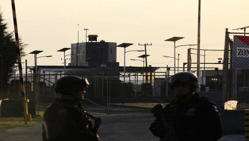 فرار 29 نزيلًا من سجن شمالي المكسيك