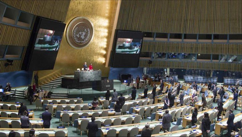 في معلومات.. كل ما تريد معرفته عن الدورة 74 للجمعية العامة للأمم المتحدة