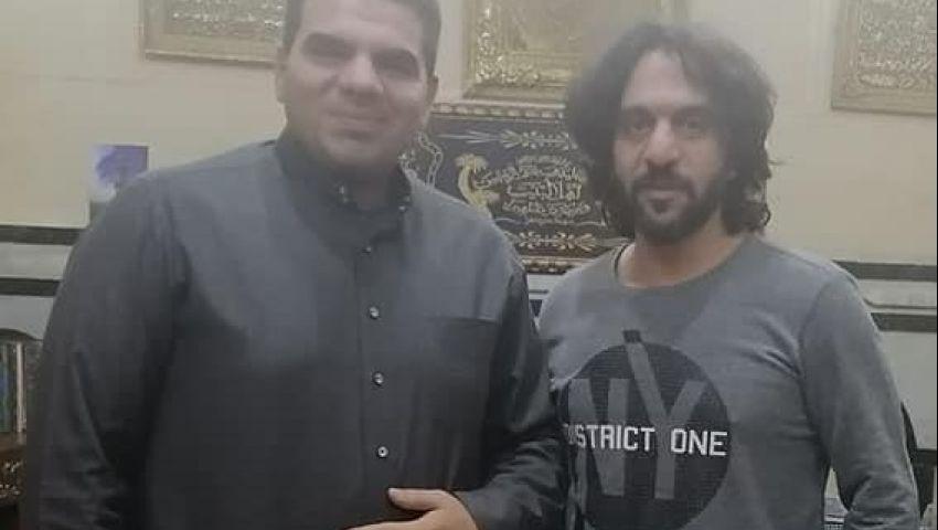 فيديو| قصة إحالة إمام بالأوقاف للتحقيق بسبب صورته مع بهاء سلطان