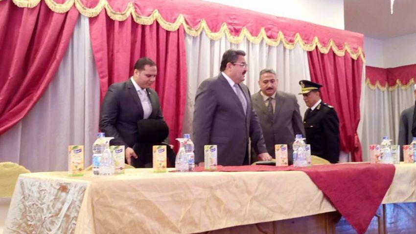بعد انفجار كنيسة مارجرجس.. مدير أمن الجيزة يلغي احتفالية قرعة الحج
