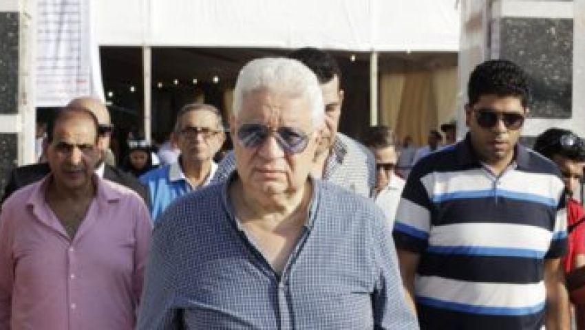 تعرف على أبرز مطالب كارتيرون في اللقاء الأول مع مرتضى منصور