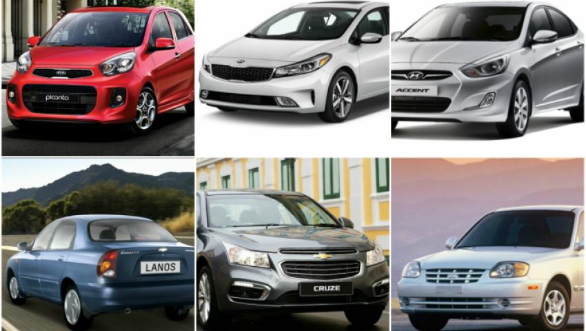 أرخص 8 سيارات فرنسية «زيرو» في مصر