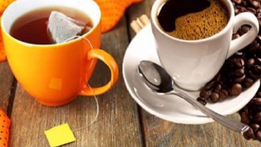 الشاي والقهوة.. كم ينفق المصريون على الكيف الحلال؟