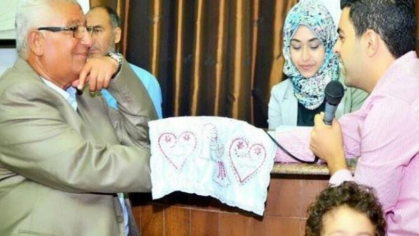 صور «وفاء قطب» ابنة الإسماعيلية حكاية  أول مأذونة في منطقة القنال