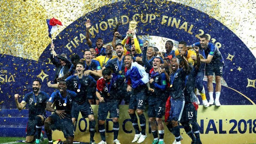 فرنسا تحقق لقبها الثاني.. تعرف على تاريخ نهائيات كأس العالم