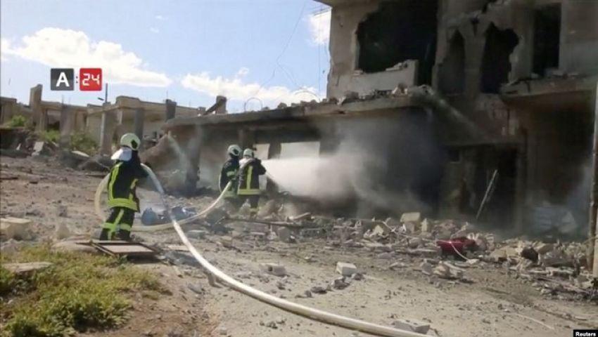 إذاعة أمريكية: مع تواصل قصف إدلب.. المدنيون أين يذهبون؟