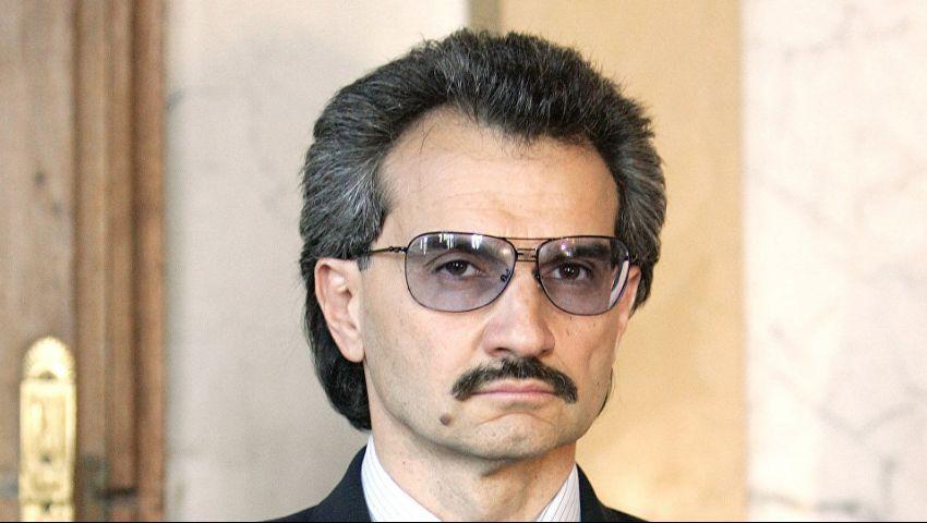 بعد فترة من الغياب.. الوليد بن طلال يعود لـ «تويتر» برقم قياسي جديد