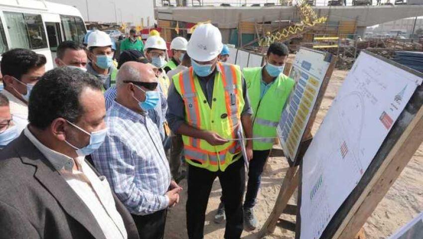 صور| النقل: خطة لتسيير أتوبيسات BRT على الطريق الدائري حول القاهرة الكبرى
