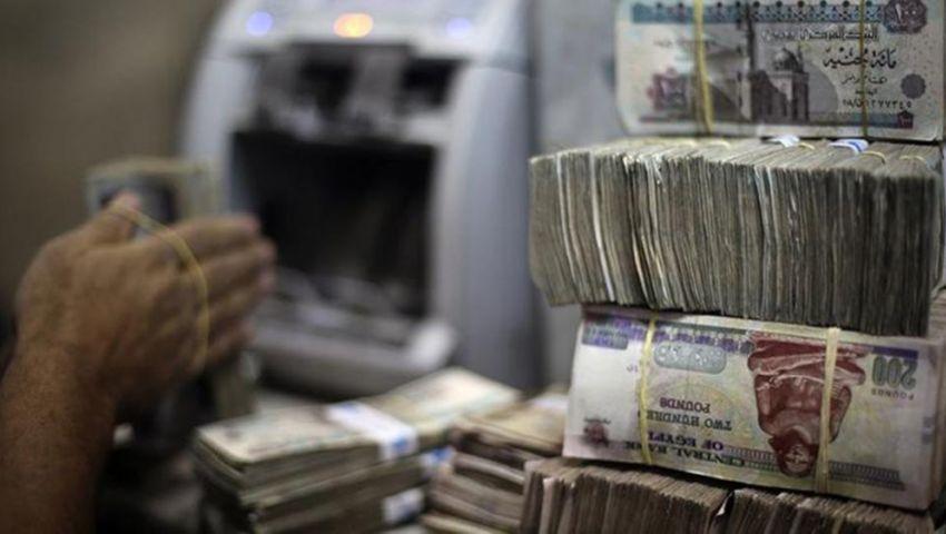 للمرة الأولى.. ودائع المصريين بالبنوك تبلغ 4 تريليونات جنيه