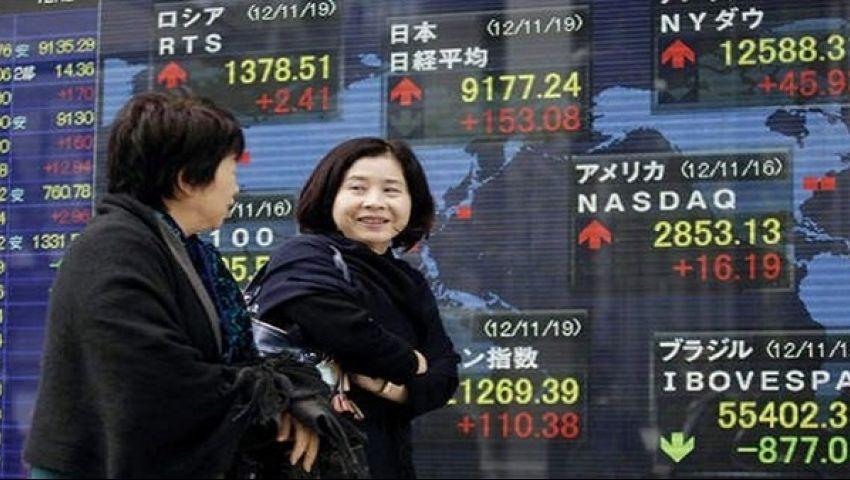 ارتفاع مؤشر نيكي للأسهم اليابانية