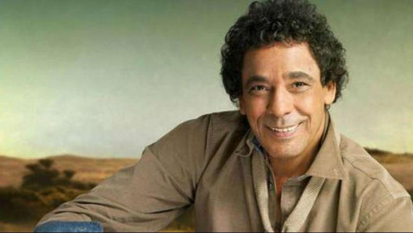 حقيقة اعتذار محمد منير عن مهرجان الموسيقى العربية