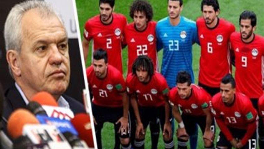 إنفوجراف| قائمة منتخب مصر.. انضمام 4 لاعبين لأول مرة