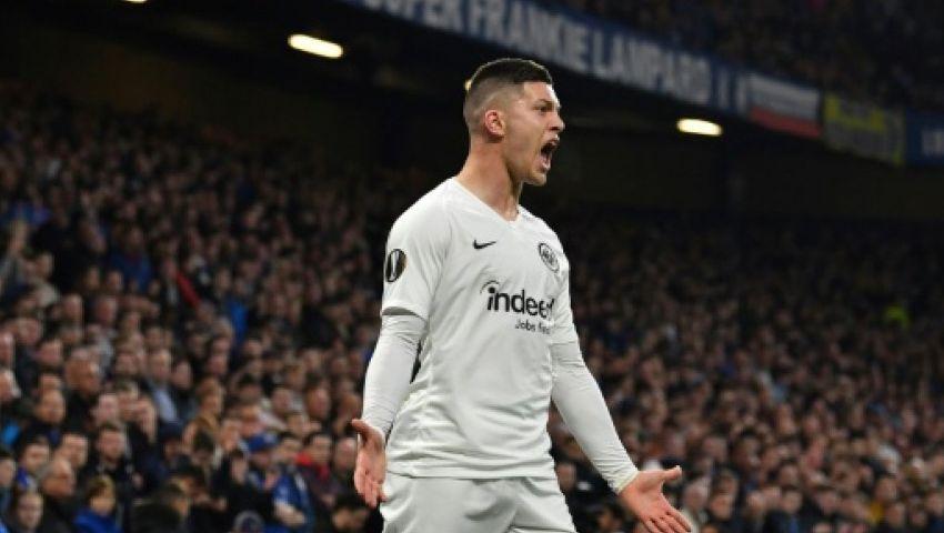 ريال مدريد يضم المهاجم الصربي لوكا يوفيتش