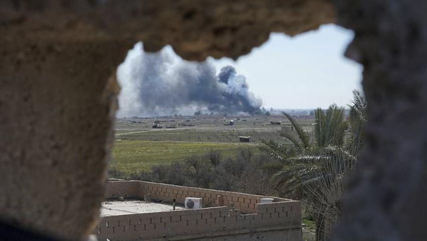 لهذا السبب.. الهجوم على داعش في آخر معاقلهم بسوريا بطيء