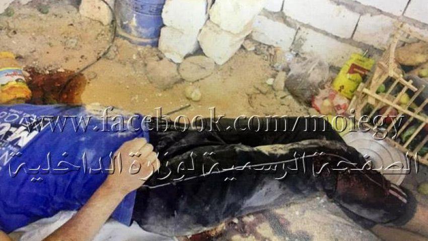 بالصور  الداخلية تكشف تفاصيل تصفية 7 من تنظيم «داعش» بأسيوط