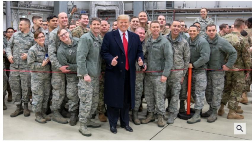 سحب القوات الأمريكية من ألمانيا يثير القلق في حلف الناتو