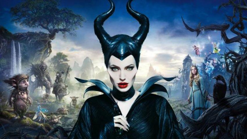 شر أنجلينا جولي يتربع عرش الإيرادات بـ«Maleficent 2».. هذا ما حققه بيومين