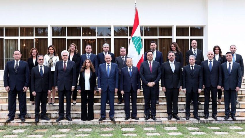 ولادة الحكومة..هل تطفئ نار المظاهرات في لبنان؟