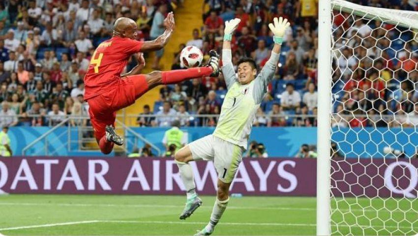 فيديو| بهدف قاتل.. بلجيكا تجتاز اليابان وتتأهل لربع نهائي المونديال