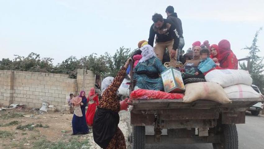 صحفي كردي يكشف مأساة النازحين في الحسكة والقامشلي: هكذا تموت الإنسانية
