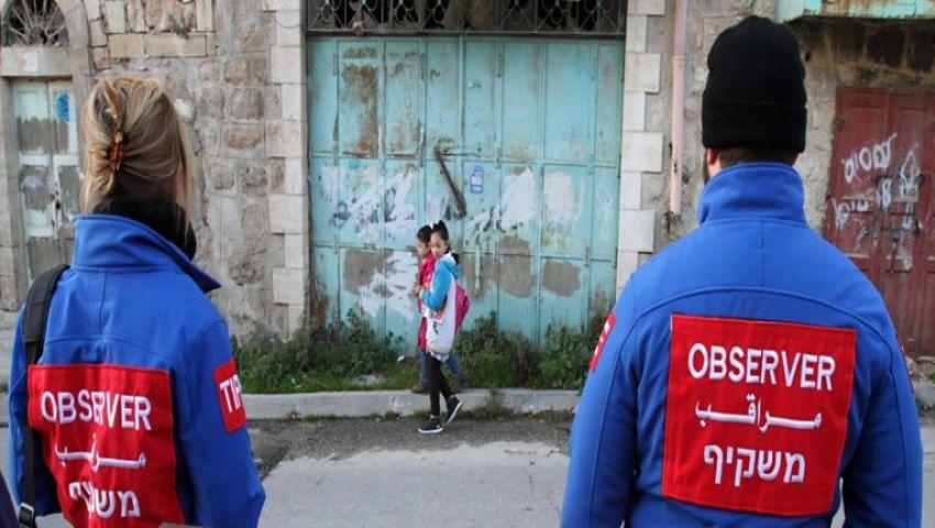 عين على الخليل تفقعها إسرائيل.. لماذا أنهى نتنياهو مهمة المراقبين الدوليين في المدينة المحتلة؟