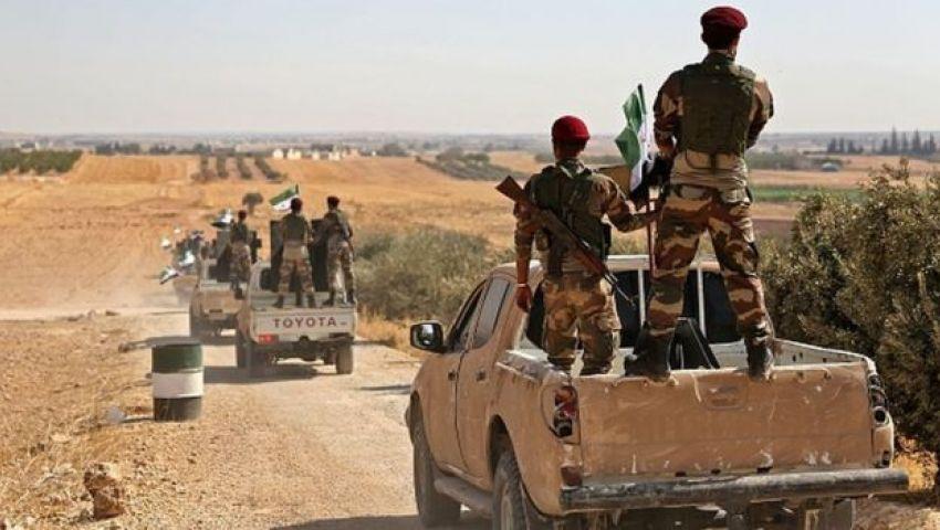 سوريا.. «الحكومة المؤقتة» تكشف حقيقة استخدام الجيش الوطني للكيماوي