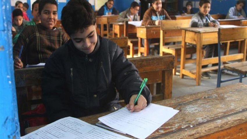 امتحانات الشهادة الإعدادية| شكاوى من «الجبر بالقاهرة.. وسهولة «إنجليزي»الجيزة