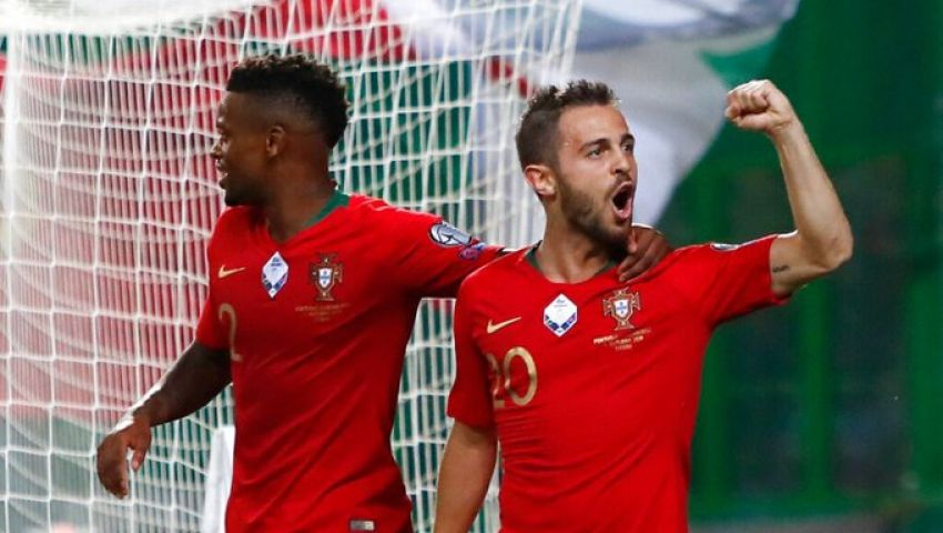فيديو| البرتغال تهزم لوكسمبورج و تقترب من نهائيات يورو 2020
